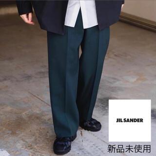 Jil Sander - 【タグ付・新品未使用】JIL SANDER 20SS ストレートワイドスラックス