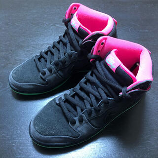 NIKE - PREMIER NIKE SB DUNK HI NORTHERN LIGHTS