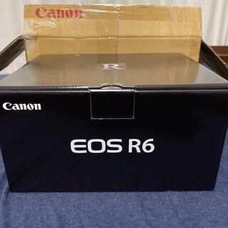 Canon - Canon (キヤノン) EOS R6 新品未使用
