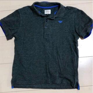 ARMANI JUNIOR - アルマーニジュニア❤8A 130 ポロシャツ ARMANI