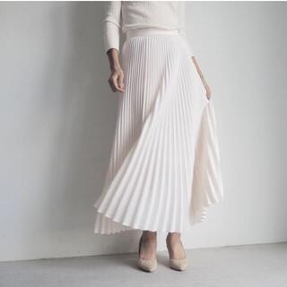 Drawer - Cen. セン ロングプリーツスカート