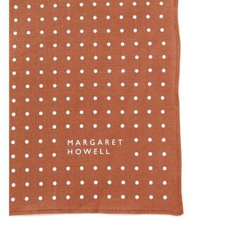 マーガレットハウエル(MARGARET HOWELL)のMARGARET HOWELL  ハンカチ(ハンカチ)