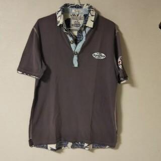 オイルケーキ (OIL CAKE ) デザイン ポロシャツ(Tシャツ/カットソー(半袖/袖なし))