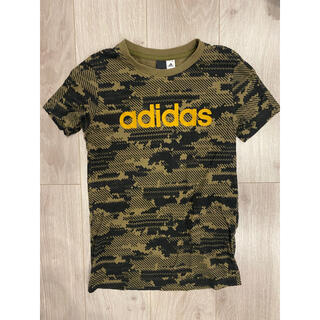 アディダス(adidas)のadidas アディダス Tシャツ 130(Tシャツ/カットソー)