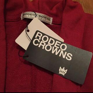 ロデオクラウンズ(RODEO CROWNS)のロデオクラウンズ 新品未使用(カーディガン)