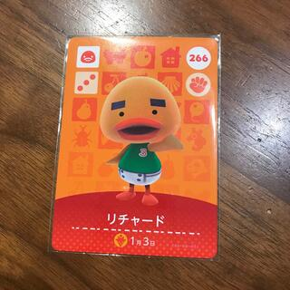 Nintendo Switch - amiiboカード あつ森 リチャード