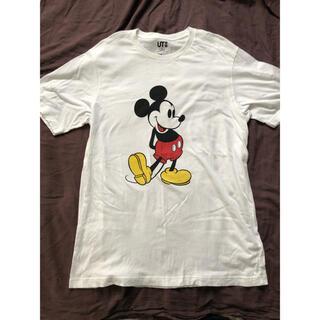 UNIQLO - 【ユニクロ】Tシャツ ディズニー ミッキー XL
