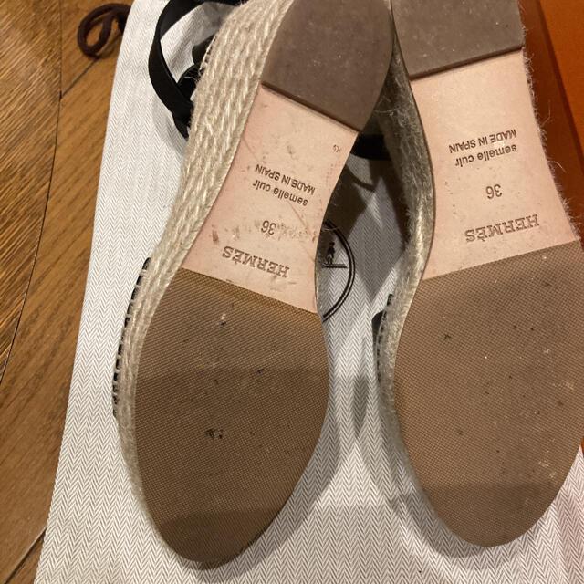 Hermes(エルメス)のエルメスサンダル レディースの靴/シューズ(サンダル)の商品写真