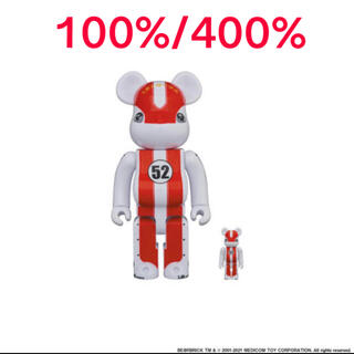 MEDICOM TOY - be@rbrick liberty walk 100% 400%