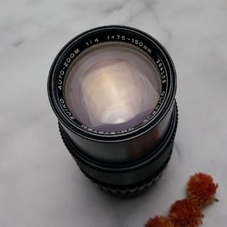 オリンパス(OLYMPUS)のオリンパス ZUIKO AUTO-ZOOM 75-150mm F4(レンズ(ズーム))