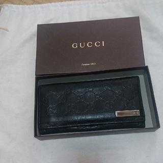 グッチ(Gucci)のGUCCIの長財布(長財布)