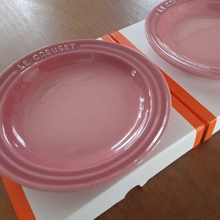 LE CREUSET - ルクルーゼ 15cm プレート 皿 2枚セット
