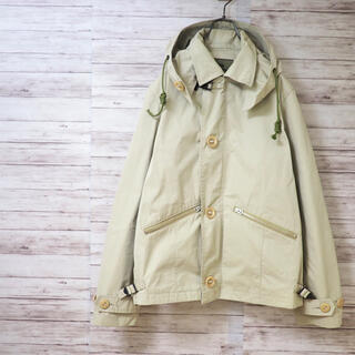NIGEL CABOURN Short Parka (S.H.D.Cotton)(マウンテンパーカー)