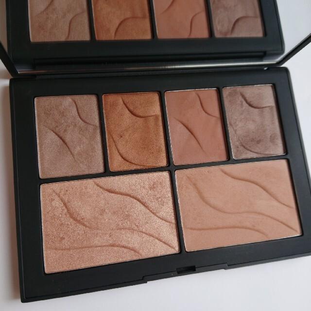 NARS(ナーズ)のNARS/ナーズ・サマーライツフェースパレット コスメ/美容のベースメイク/化粧品(アイシャドウ)の商品写真