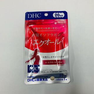 DHC - 未開封 大豆イソフラボンエクオール 20日分×7