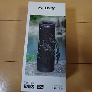 SONY - SONY SRS-XB23