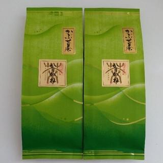 【大和茶】新茶! かりがね100g×2袋 茎茶/くき茶/白折(茶)