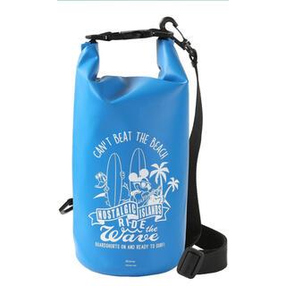 ディズニー(Disney)のドライバッグ 防水バッグ ミッキー サーフィン 新品 アウトドア 海辺(その他)
