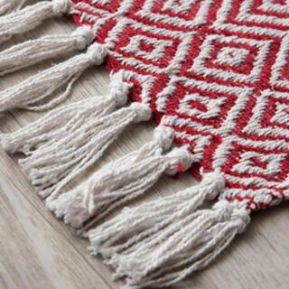 インド綿コットンブランケット毛布膝掛けソファーベッド敷き