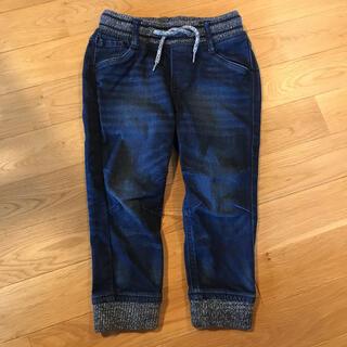 エイチアンドエム(H&M)のデニム ジーンズ パンツ ジョガーパンツ H&M キッズ100(パンツ/スパッツ)