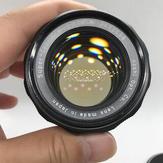 ペンタックス(PENTAX)のPENTAX super takumar 50mm f1.4 後期品。(レンズ(単焦点))