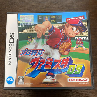 ニンテンドーDS(ニンテンドーDS)のプロ野球 ファミスタDS(携帯用ゲームソフト)