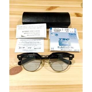 金子眼鏡 VINTAGE KV95 ブラック サーモント