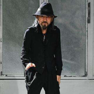 Yohji Yamamoto - Yohji Yamamoto 21SS ピークドラペル ギャバ ベスト