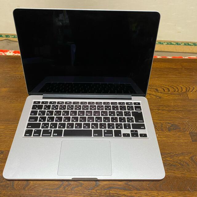 Mac (Apple)(マック)のMac Book pro retina スマホ/家電/カメラのPC/タブレット(ノートPC)の商品写真