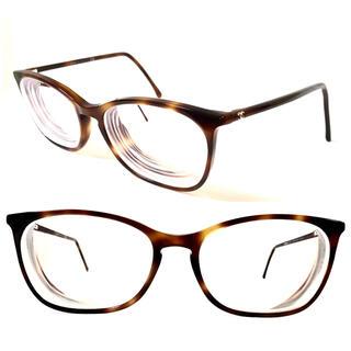 CHANEL - シャネル べっこう茶×ゴールドココ 細フレーム♪メガネ 3281 大人気♡