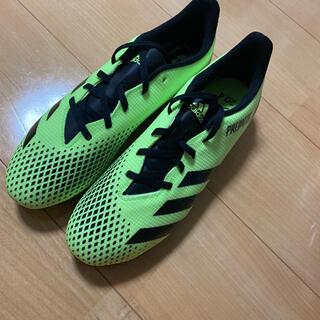 アディダス(adidas)のアディダス プレデター サッカー スパイク27.5(シューズ)
