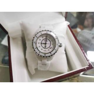 CHANEL  J12  シャネル  腕時計  電池式