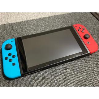 Nintendo Switch - 【超美品】任天堂スイッチNintendo Switch  (動作確認済)
