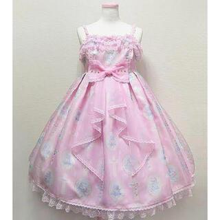 アンジェリックプリティー(Angelic Pretty)のMilky Crossジャンパースカート(その他)