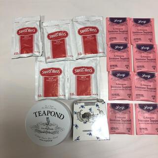 ルピシア(LUPICIA)のティーポンド他紅茶セット(茶)