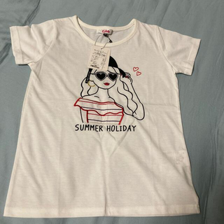 ピンクラテ(PINK-latte)のPINK-latte「tシャツ(140cm)」(Tシャツ/カットソー)
