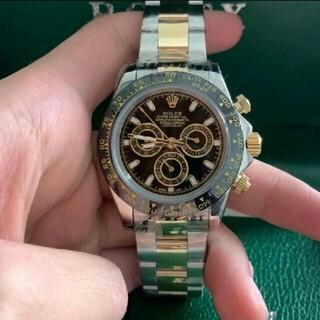 ROLEX - 【倉庫から即日発送!!】自動巻【RO??LEX】レディース腕時計BIGBANG?