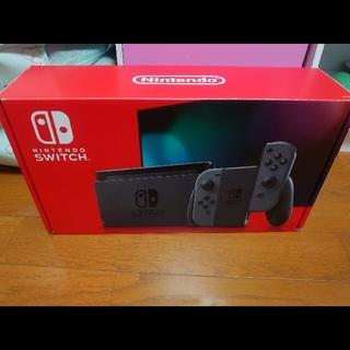 Nintendo Switch - 中古 Nintendo Switch グレー 新モデル スイッチ 本体
