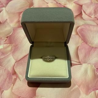 ジュエリーツツミ(JEWELRY TSUTSUMI)の1カラットPtダイヤモンドリング(リング(指輪))