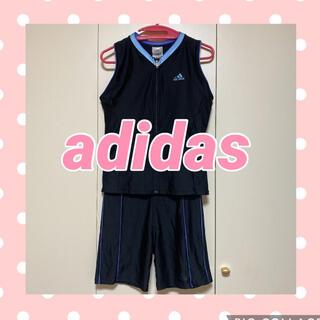 アディダス(adidas)のadidas☆アディダス レディース フィットネス 水着 OTサイズ(水着)