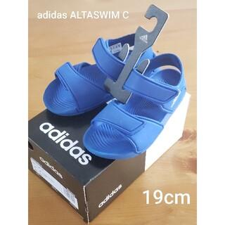 アディダス(adidas)の【アディダス/adidas】キッズサンダル 19cm アルタスイム(サンダル)