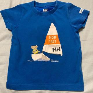 HELLY HANSEN - ヘリーハンセン「tシャツ(100cm)」