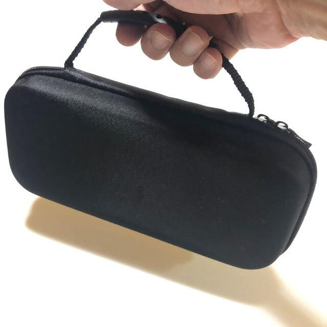 色黒 任天堂 スイッチ 用 ケース 本体 ソフト20個 ケーブル 収納 軽い エンタメ/ホビーのゲームソフト/ゲーム機本体(その他)の商品写真