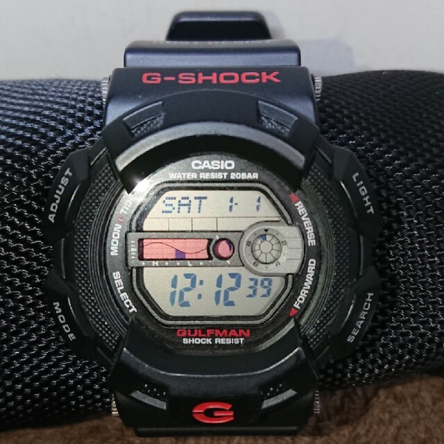 G-SHOCK(ジーショック)のCASIO G-shock G-9100 メンズの時計(腕時計(デジタル))の商品写真