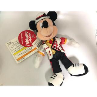 Disney - ベリーベリーミニー ミッキー ぬいぐるみバッジ