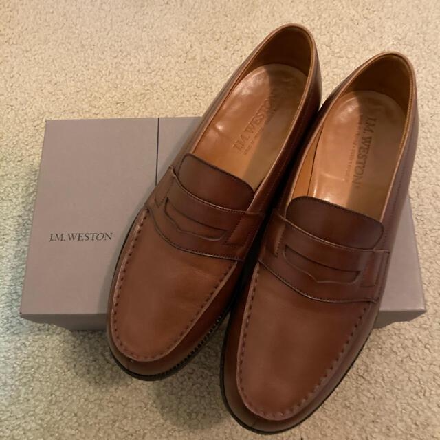 J.M. WESTON(ジェーエムウエストン)のjmweston 180 メンズの靴/シューズ(ドレス/ビジネス)の商品写真