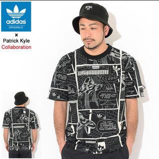 アディダス(adidas)の新品未使用 アディダス Tシャツ メンズ パトリックカイル グラフィック(Tシャツ/カットソー(半袖/袖なし))