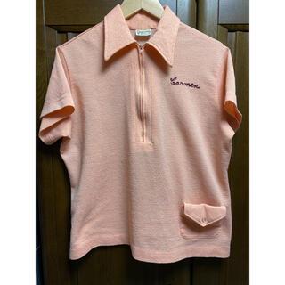 ペンドルトン(PENDLETON)の70's King Louie ハーフジップボーリングシャツ(シャツ)