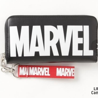 マーベル(MARVEL)のMARVEL 長財布(財布)
