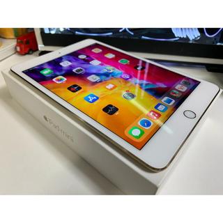 iPad - 【コスパ最強の極美】iPad mini4【第4世代】Wi-FiセルラSIMフリ